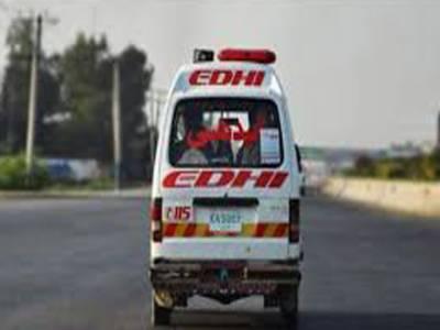 مورو میں ٹریلراور کار میں خوفناک تصادم، 2 خواتین اور 3 بچوں سمیت 5 افراد جاں بحق
