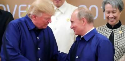 امریکی صدارتی انتخابات میں روسی مداخلت پر ڈونلڈ ٹرمپ روسی صدر پیوٹن کے دفاع میں سامنے آگئے،