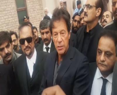 Imran Khan Media Talk 14 Nov 2017
