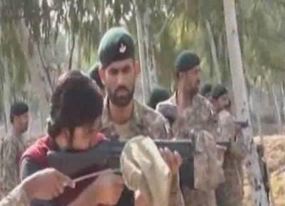 راولپنڈی کے چارسو طلبہ اور اساتذہ نے پاک فوج کے ساتھ دن گزارا, طلبا نے پاک فوج کے عزم ، حوصلے اور پیشہ ورانہ مہارت کی تعریف کی