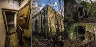 جرمن آمر ایڈولف ہٹلر کا فرانس کے جنگل میں موجود خفیہ بنکر دریافت