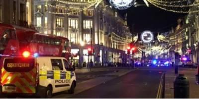 برطانوی میڈیا : لندن پولیس نے فائرنگ کی آوازوں کی خبرملنے کے بعد موقع پرپہنچ کرآکسفورڈ سرکس ٹیوب سٹیشن کوخالی کرالیا