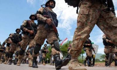 پاک فوج نے اسلام آباد میں فوج طلب کرنے سے متعلق وزارت داخلہ کو جوابی مراسلہ بھجوا دیا،
