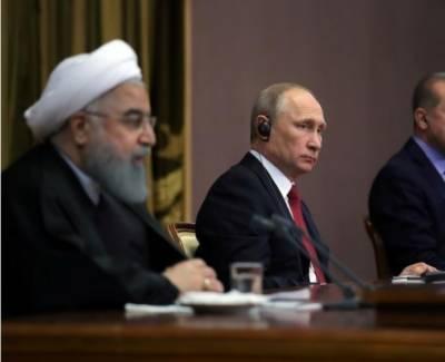 ایرانی صدر حسن روحانی نے کہا ہے کہ دہشتگردی کے خلاف جنگ میں ایران شامی حکومت اور عوام کے ساتھ کھڑا ہے،