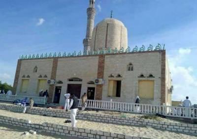 مصر کی تاریخ کے بدتدین دہشت گرد حملےمیں جاں بحق افراد کی تعداد تین سو پانچ ہوگئی،
