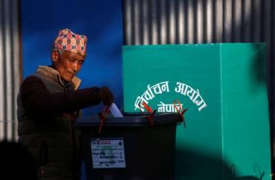 نیپال کے تاریخ ساز پارلیمانی انتخابات کے لیے ووٹنگ آج ہوگی،