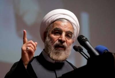 دہشتگردی کے خلاف جنگ میں ایران شامی حکومت اور عوام کے ساتھ کھڑا ہے،ایرانی صدر حسن روحانی