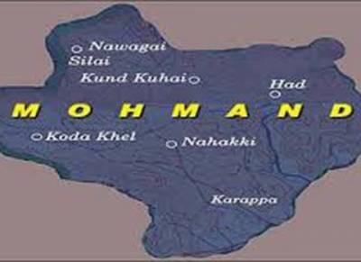مہمند ایجنسی کی تحصیل صافی میں چمر کنڈ کے علاقے میں بارودی سرنگ دھماکے سے پھٹ گئی