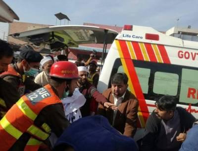 پشاور میں دہشت گرد حملے کی ابتدائی رپورٹ جاری