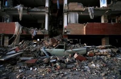 ایران کا جنوب مشرقی حصہ چھ شدت کے زلزلے سے لرزاٹھا, کئی مکانات تباہ بیالس افراد زخمی ,زلزلے کے باعث ہلاکتوں کا بھی خدشہ