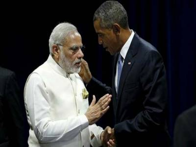 بھارت اپنی مسلم آبادی کی فلاح کیلئے اقدامات کرے۔ اوباما