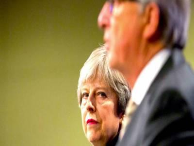 بریگزٹ مذاکرات: برطانیہ اور یورپی اتحاد کسی معاہدے پر پہنچنے میں ناکام