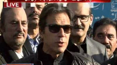 عمران خان نے سیاسی کزن طاہرالقادری کا بھرپور ساتھ دینے کا اعلان کردیا