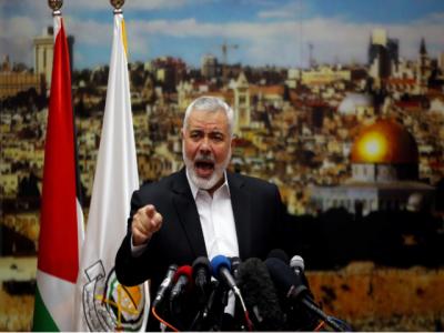 حماس کے رہنما کی فلسطینیوں سے نئی مزاحمت شروع کرنے کی اپیل