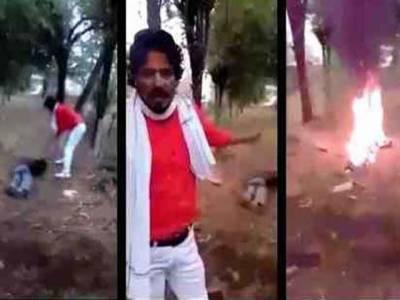 بھارت: مسلمان کوقتل کرنے اور قتل کی ویڈیو بنانے والے دونوں ملزم گرفتار