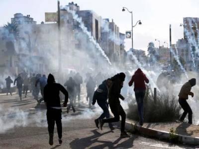 غزہ: جھڑپوں میں 31 فلسطینی زخمی