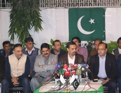مصطفٰی کمال نے ایم کیوایم پاکستان کی ایک اور پتنگ کاٹ دی