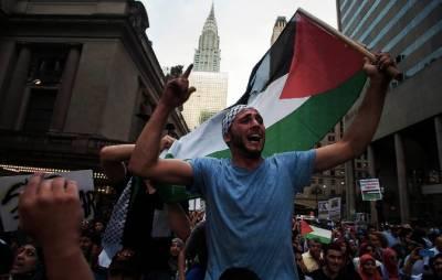 ٹرمپ کی جانب سے مقبوضہ بیت القمدس کواسرائیل کا دارالخلافہ تسلیم کیے جانے کے بعد دنیا بھرمیں احتجاجی مظاہرے جاری