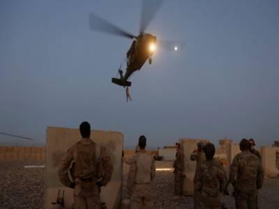 افغان صوبہ ہلمند میں امریکی اتحاد کی فضائی کارروائیاں، 8 کروڑ ڈالر مالیت کی منشیات تباہ