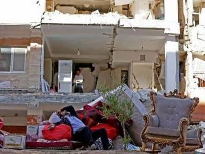 ایران میں 6.2 کی شدت کا زلزلہ، کوئی جانی اور مالی نقصان نہیں ہوا