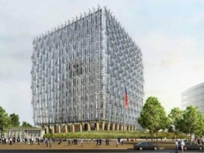 لندن میں امریکی سفارتخانہ آئندہ ماہ ایک ارب ڈالر سے تیار نئی عمارت میں منتقل ہو گا۔