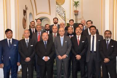 فرانس اور پاکستان کے درمیان تمام شعبوں میں دوطرفہ تعلقات میں مسلسل اضافہ ہو رہا ہے ۔ سفیر پاکستان