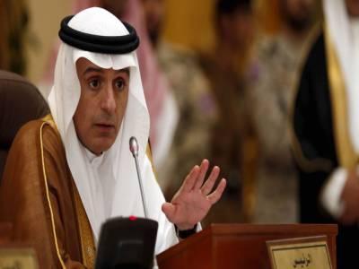 سعودی عرب نے اسرائیل کیساتھ تعلقات استوار نہیں کیے۔ عادل الجبیر