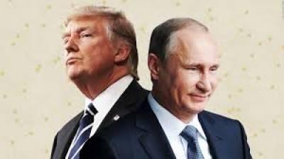 روسی صدرولادیمر پیوٹن نے امریکی صدر ڈونلڈٹرمپ کو ٹیلی فون کر کے سینٹ پیٹرزبرگ میں ممکنہ دہشتگرد حملے سے متعلق سی آئی اےکی معلومات پرشکریہ اداکیا