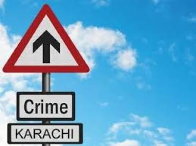 کراچی کے مختلف علاقوں میں موبائل فون چھیننےکی واردارتوں میں 3 افرادزخمی ہوگئے