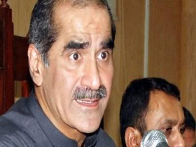 عمران خان سےگالیوں کےعلاوہ کچھ نہیں سنا۔ خواجہ سعد رفیق