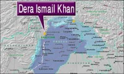ڈیر اسماعیل خان میں پولیس نے کارروئی کرکے 2دہشتگردوں کو گرفتار کرلیا