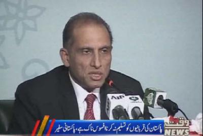 امریکا میں پاکستانی سفارتخانے نے دہشتگردی کے خلاف کوششوں کا حقائق نامہ جاری کردیا،