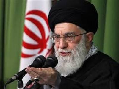 ایران کے خلاف امریکی صدر کو صرف ناکامی کا سامنا کرنا پڑے گا: آیت اللہ خامنہ ای