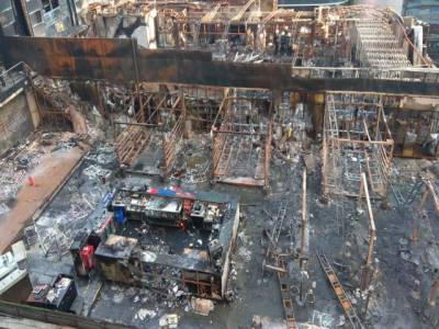 ممبئی کی عمارت میں آتشزدگی، 14افراد ہلاک ، 19 زخمی