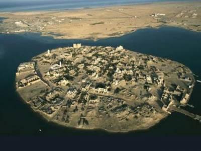 ترکی نے سوڈان کا جزیرہ سواکن لیز پر لے لیا۔