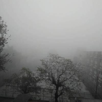 موٹروے بھی دھند کے باعث حد نگاہ صفر ہونے پر بند کردی گئی