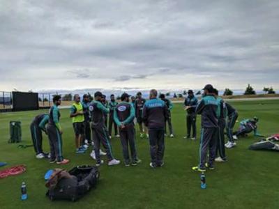 نیوزی لینڈ اور پاکستان کے درمیان ون ڈے کرکٹ سیریز کا پہلا میچ ہفتہ کو کھیلا جائیگا۔