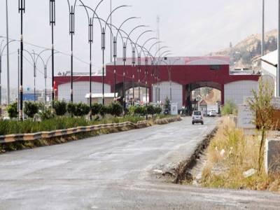 ایران نے عراقی کردستان سے متصل گزرگاہیں کھول دیں
