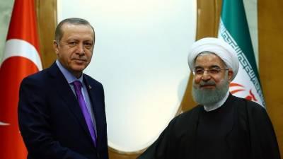 ہم ایران کے سماجی امن و استحکام کے تحفظ کو اہمیت دیتے ہیں۔ صدر اردوان