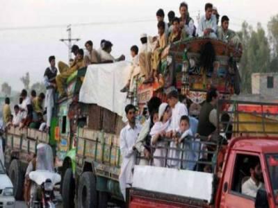 79,150 خاندان واپس اپنے علاقوں میں پہنچ گئے۔ فاٹا سیکرٹریٹ