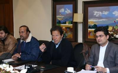 پاکستان کیخلاف امریکی ہرزہ سرائی، عمران خان نے ملکی و بین الاقوامی میڈیا میں امریکی بیانیے کے بھرپور مقابلےکی ہدایت کردی