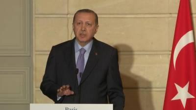 جتنی مرضی اُچھل کود کر لے ہم اپنے سفر کو مصمم طریقے سے جاری رکھیں گے:ترک صدر
