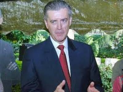 اسلام آباد کی مدد کے بغیر افغانستان میں امریکی فوج ساحل پر پڑی وہیل کی طرح ہوگی،رچرڈ اولسن