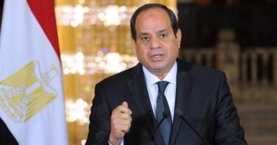 مصر کے صدر سیسی پارلیمانی مدد حاصل کرنے میں کامیاب