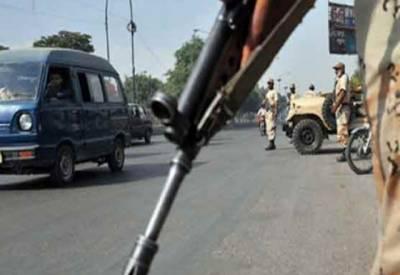 کراچی: ڈیفنس میں گاڑی پر فائرنگ، ایک شخص جاں بحق