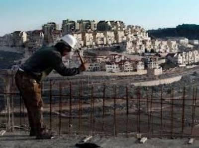 اسرائیلی حکومت نے عالمی قوانین کونظرانداز کرتے ہوئے مقبوضہ فلسطینی علاقوں میں نئی یہودی بستیوں کی تعمیر کی منظوری دے دی