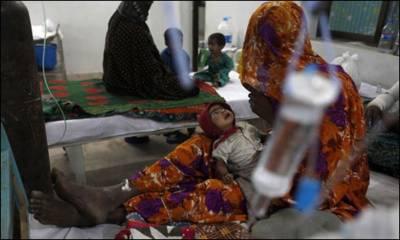 تھر میں حالیہ سردی کے باعث 18 بچے لقمہ اجل بن گئے۔