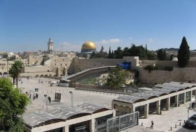 مسجد اقصی کے قریب پل اسرائیل کی مجرمانہ اشتعال انگیزی ہے۔