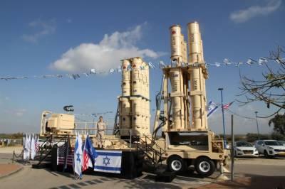 اسرائیل کا ایرو 3 میزائل کا تجربہ دوسری بار ناکام