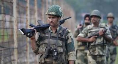 بھارت سیکیورٹی فورسز کی لائن آف کنٹرول کی مسلسل خلاف ورزیاں جاری